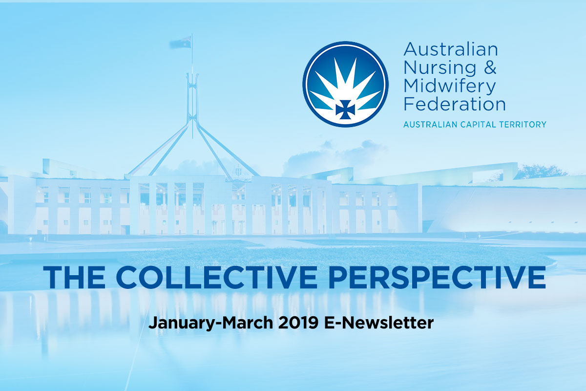 The Collective Perspective – January-March 2019